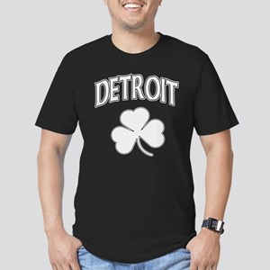 Irish Detroit Shamrock T-Shirt