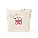 Father John's Logo Tote Bag