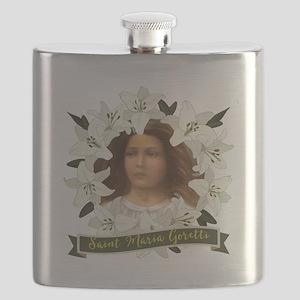 St. Maria Goretti Flask
