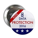 "Data Protection 2016 2.25"" Button (10 Pack)"
