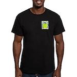 Parrilla Men's Fitted T-Shirt (dark)