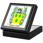 Parrilla Keepsake Box