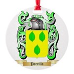 Parrilla Round Ornament