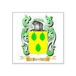 Parrilla Square Sticker 3