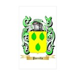 Parrilla Sticker (Rectangle 10 pk)