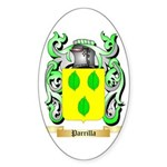 Parrilla Sticker (Oval)