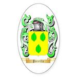 Parrilla Sticker (Oval 50 pk)