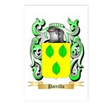 Parrilla Postcards (Package of 8)