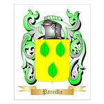 Parrilla Small Poster