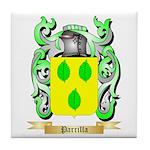 Parrilla Tile Coaster