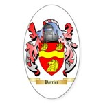 Parries Sticker (Oval 50 pk)