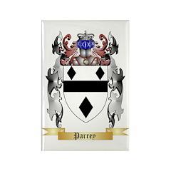 Parrey Rectangle Magnet (10 pack)