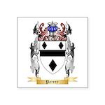 Parrey Square Sticker 3
