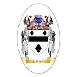 Parrey Sticker (Oval)