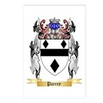 Parrey Postcards (Package of 8)