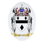 Parrey Oval Ornament