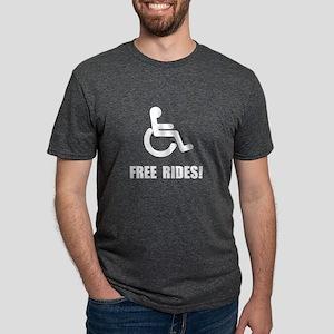 Handicap Free Rides T-Shirt