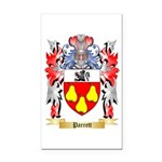 Parrett Rectangle Car Magnet