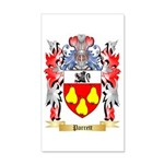 Parrett 35x21 Wall Decal