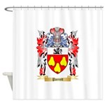Parrett Shower Curtain