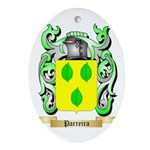 Parreira Oval Ornament