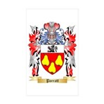Parratt Sticker (Rectangle 50 pk)