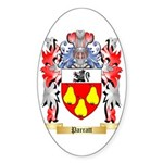 Parratt Sticker (Oval)