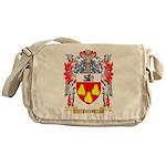 Parratt Messenger Bag