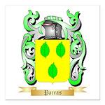 Parras Square Car Magnet 3