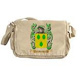 Parra Messenger Bag