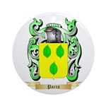 Parra Round Ornament