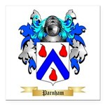 Parnham Square Car Magnet 3