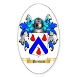 Parnham Sticker (Oval 50 pk)