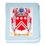 Parnell baby blanket