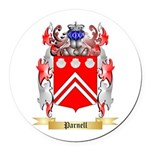 Parnell Round Car Magnet