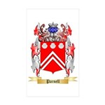Parnell Sticker (Rectangle 10 pk)