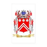 Parnell Sticker (Rectangle 50 pk)