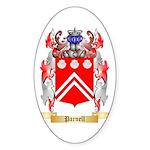 Parnell Sticker (Oval)