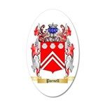 Parnell 35x21 Oval Wall Decal