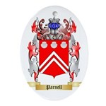 Parnell Oval Ornament