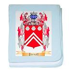 Parnall baby blanket