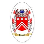 Parnall Sticker (Oval 50 pk)