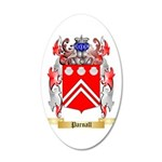 Parnall 35x21 Oval Wall Decal