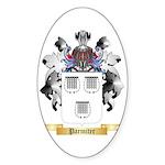 Parmiter Sticker (Oval 50 pk)