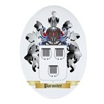 Parmiter Oval Ornament