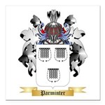 Parminter Square Car Magnet 3