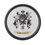 Parminter Large Wall Clock