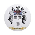 Parminter Round Ornament