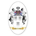 Parmenter Sticker (Oval 10 pk)