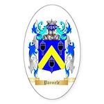 Parmele Sticker (Oval 50 pk)